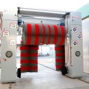 Portique de lavage m'start - lavance commerciale - largeur de passage 2400 mm - hauteur de lavage 2.30 à 2.90 m