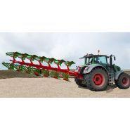 Rhp à versoir réversible  - charrue agricole - escudero - 980 à 2235 kg