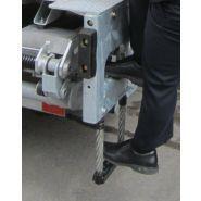 Gptwr - hayon élévateur - maxon - capacité jusqu'à 5 000 lb