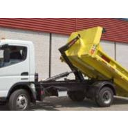 Multilift xr5s - bras hydraulique pour camion - hiab - 5 t