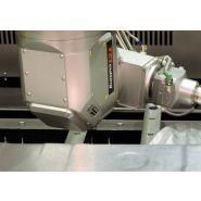 Spaceline fiber - machine de découpe laser 3d - tci cutting -  puissance 1 à 3 kw