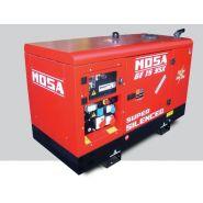 Ge 15 ysx groupe électrogène - mosa - génération triphasée 14 kva