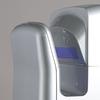 Sèche-mains argent jetstream sku: q-776-hand02