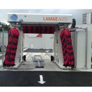 Portique de lavage m25h - lavance commerciale - hauteur de lavage 2.30 et 2.50 m - largeur de lavage 2.50 et 2.70 m