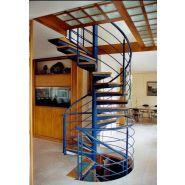 Escalier hélicoïdal eh.07 - rem53 - diamètre 1840 mm