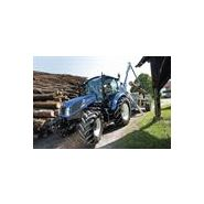 T4.65 tracteur agricole - new holland - puissance maxi 48/65 kw/ch
