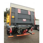 ZSSUHD 2000 - Hayon élévateur - Hiab Zepro - levage 1500 à 2000 kg