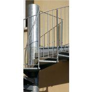 Escalier hélicoïdal ysobar - ysofer esca - passage 1up