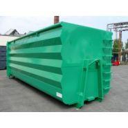 Abr-wd - benne à déchets - elkoplast - capacité de 7 à 50 m3