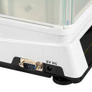 Pce-bsk 310 - balance analytique - pce instruments - plage de mesure  0 ... 310 g
