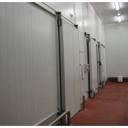 Industrial - chambre froide - kide - épaisseur du panneau 60 à 200 mm