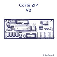 ZIP2 INTERFACE-Z CARTE MERE