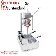 Np-285 machine à churros manuelle  - machine à churros professionnelle - guangzhou new power - volt: 220v/110v 50-60hz