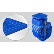 Stations de relevage collectives - zenit - 60l - bluebox