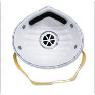 6171 - masque anti-poussière moulé ffp1 - suzhou sanical protection product manufacturing co. ltd - matériel : masque à poussière non tissé - couleur: gris
