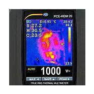 Caméra infrarouge - pce - fréquence d'image 50 hz - pce-hdm 20