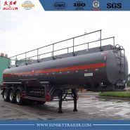 Ss9300grbx - remorques citerne - xiamen sunsky trailer co.,ltd - capacité 30000 l
