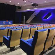 Star - fauteuil salle de conférence - quinette gallay - encombrement : 55 cm