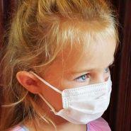 Masque chirurgical enfant type ii - sachet de 7