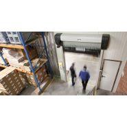 Porte rapide pour la logistique standard