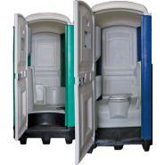Toilette mobile chimique classiccab / 120 x 120 x 240 cm