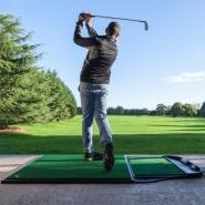 Gf27461 - forb tapis de practice de golf professionnel
