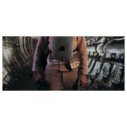 Ssr 30/100 - appareil respiratoire isolant - msa france - contenu dans un boîtier en acier inoxydable étanche à l'air, portable à la ceinture