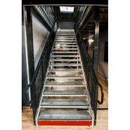 Escalier erp - provost distribution - hauteur de marche 160 mm