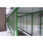 Série ap - passages couverts - atelier letort - hauteur : 2 m