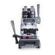 Matrix pro s machine à clé à points et laser - silca sa - poids 24,6 kg