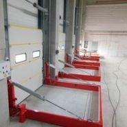 Pollustop - barrières de rétention d'eaux d'incendie - msei - longueur max 15 m, hauteur max 2.0 m