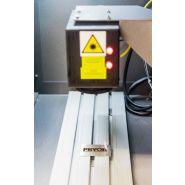 Armoire de marquage au laser
