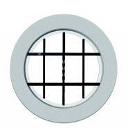 Droite - grille de défense - lahfer - traverses en tube de 20
