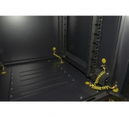 Dexlan baie de brassage cab-400 series 32u 600 x 800 (noir) version kit réf.755440