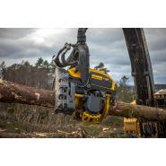 H8hd - tête d'abattage - ponsse sa - poids minimum 1450 kg