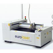 M-800 - Marquages et découpes à laser - Eurolaser - Puissance laser :60 à 400 Watt