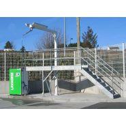 Stations de lavage discovery - oki - débit de 11 l/min - pression 140 bars
