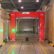 Portique de lavage m24 - lavance commerciale - hauteur de lavage 2.30 m - largeur de lavage 2.50 et 2.70 m