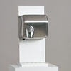 Sèche-mains en acier inoxydable basic sku: q-776-hand01