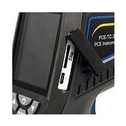 Caméra infrarouge - pce - résolution: 33 x 33 pixels - pce-tc 24