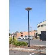éclairage public solaire led extérieur - astra