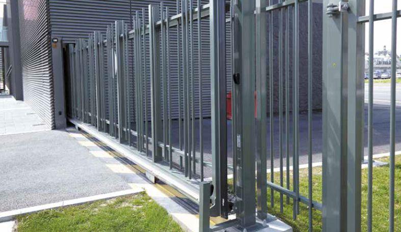 Rôles lecteur courte forme type 30 à 180kghoftor portail coulissant bague extérieure