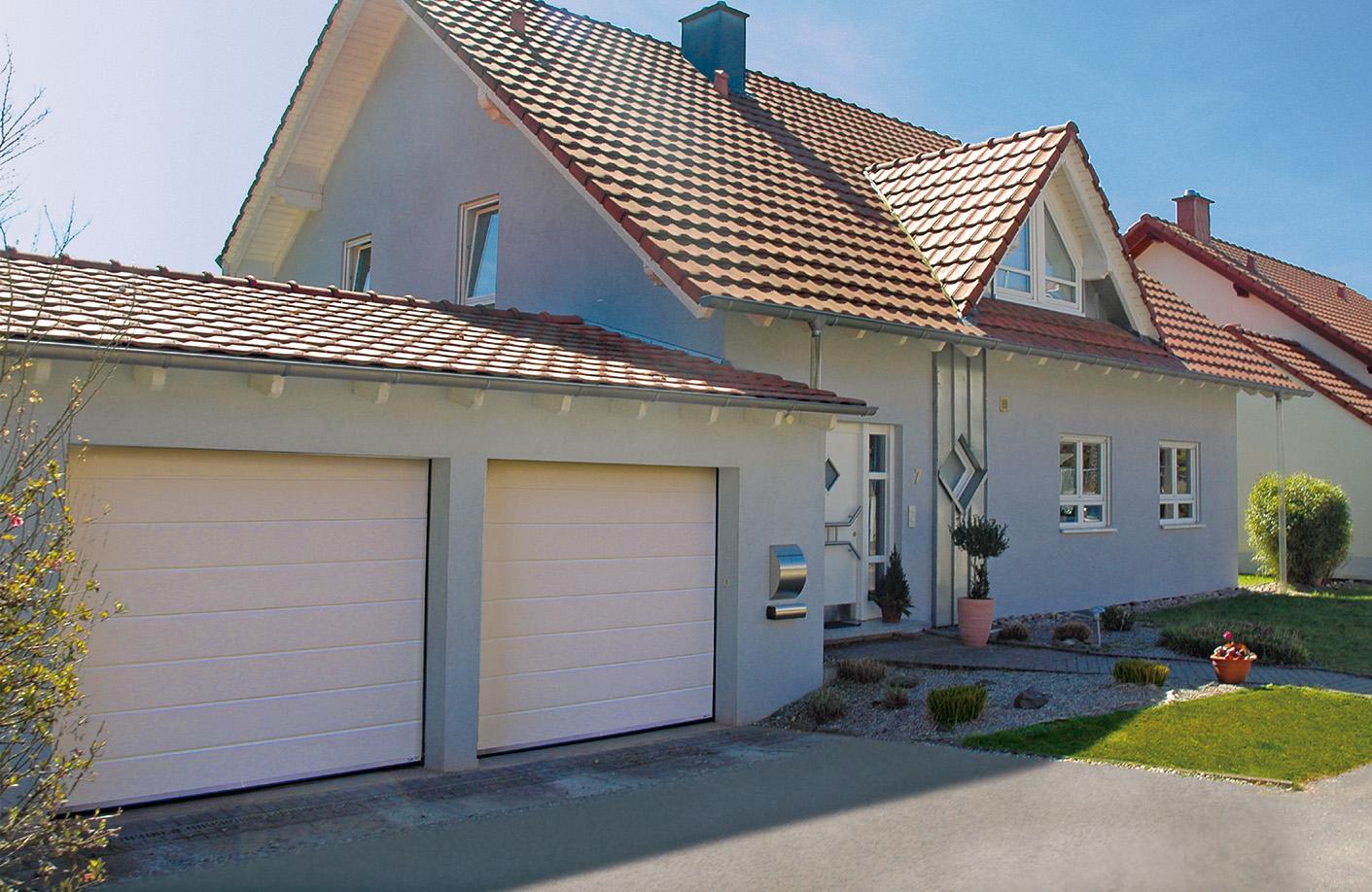 Portes de garage sectionnelles tous les fournisseurs porte garage sectionnelle lat rale - Porte garage sectionnelle 3m large ...