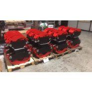 Grappin forestier pour pelle 1-24 tonnes