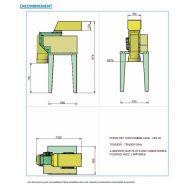 Hm - broyeurs et concasseurs alimentaires - tbmi sas - puissance: 5,5 kw à 160 kw
