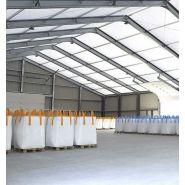 Hangar de stockage démontable - nextensia