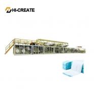Hc-pdm-fs - ligne de production de pad médical jetable - hi-create