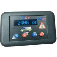 Systeme de pesage embarque sur vehicule idc 3,5t