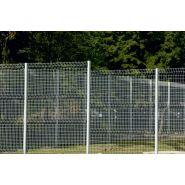 Axis® sr - clôture en panneaux rigides