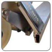 Pip2072 panther inox plus - transpalette manuel - logitrans - 810 mm à 1520 mm